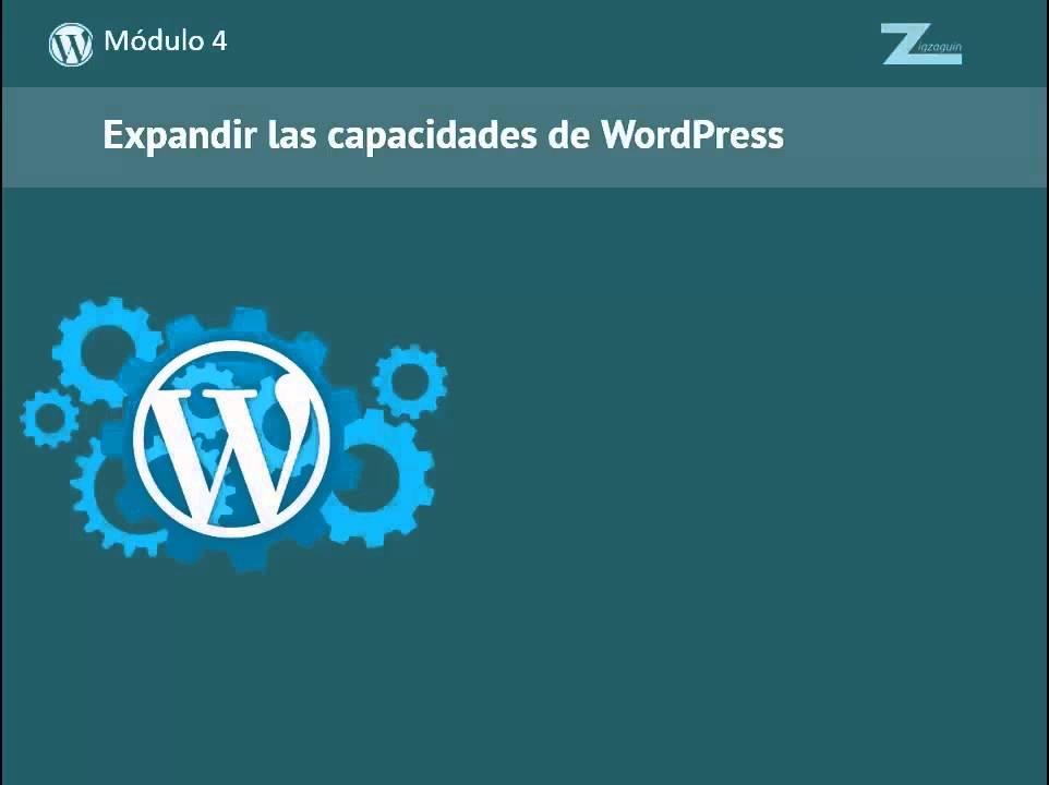 Como crear temas para wordpress desde cero - Expandir las ...
