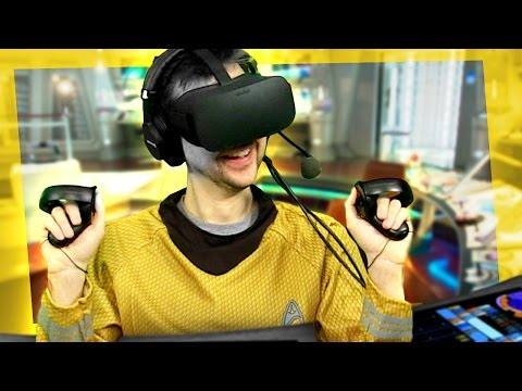 STAR TREK VR | Star Trek Bridge Crew