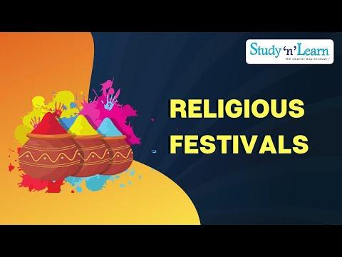 EVS: Religious festivals