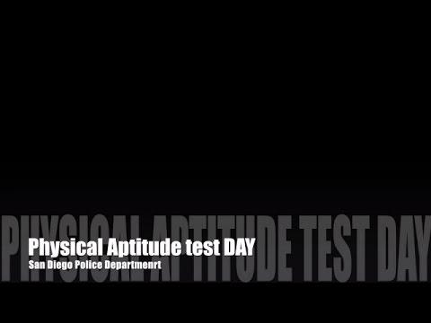SDPD PAT test