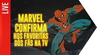 Marvel confirma HQs favoritas dos fãs na TV | OmeleTV AO VIVO