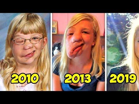 Над ней издевались в школе, но спустя 5 лет она удивила всех!