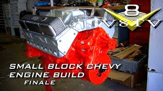Engine Building Tips 6-Part Video Series Small Block Chevy Part 6 V8TV