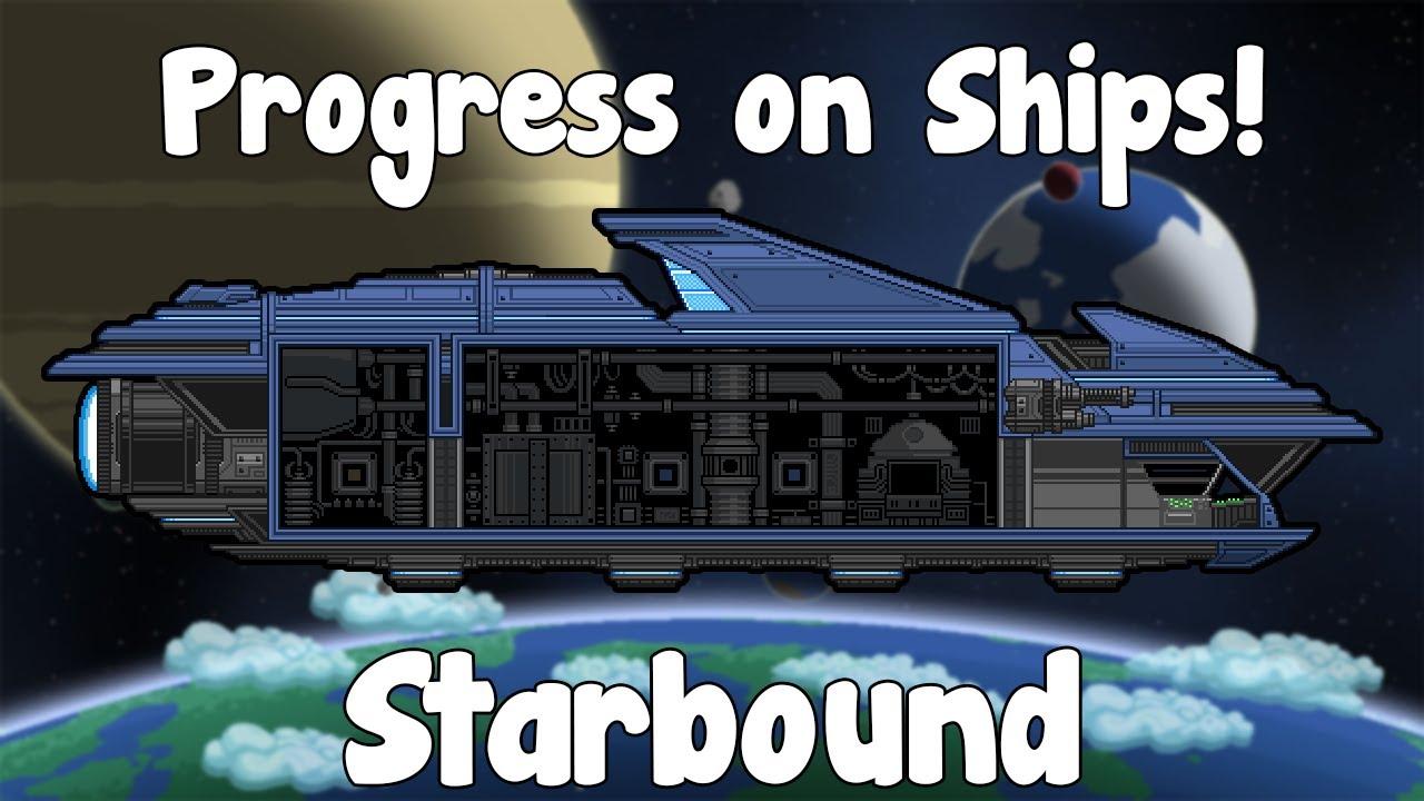 Floran Ship Upgrades Hylotl Ship Starbound Site Update