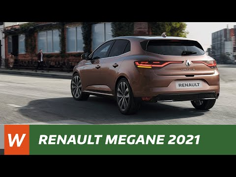 RENAULT Megane 2021 - Les Premières Infos