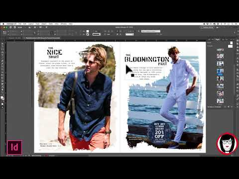How To Align And Distribute Objects In Adobe InDesign CC 2018