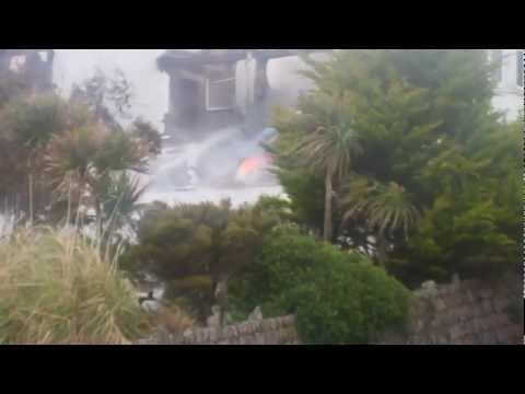 Best Western Falmouth Beach Hotel Fire
