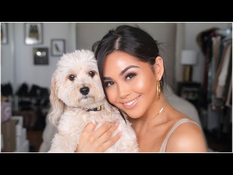 GET READY WITH ME CHIT CHAT: New Products, Nude Go To Glam & Life Updates | Roxette Arisa