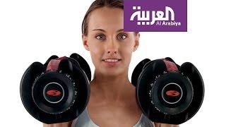 صباح العربية :  تمارين رياضية لشد ترهل الزندين مع كابتن هيا