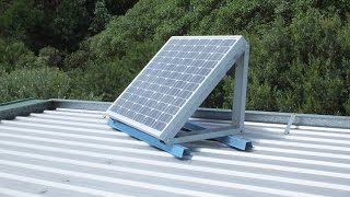 Off Grid Solar Power - DC Water Pump.