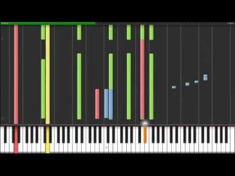 Red Dwarf - Theme Song - Piano Tutorial