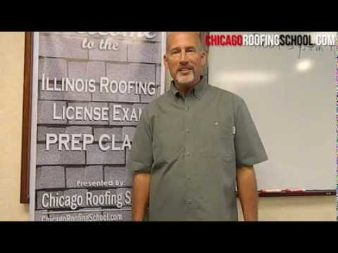 Roofers Training Courses. Pass The Illinois Roofing Exams.