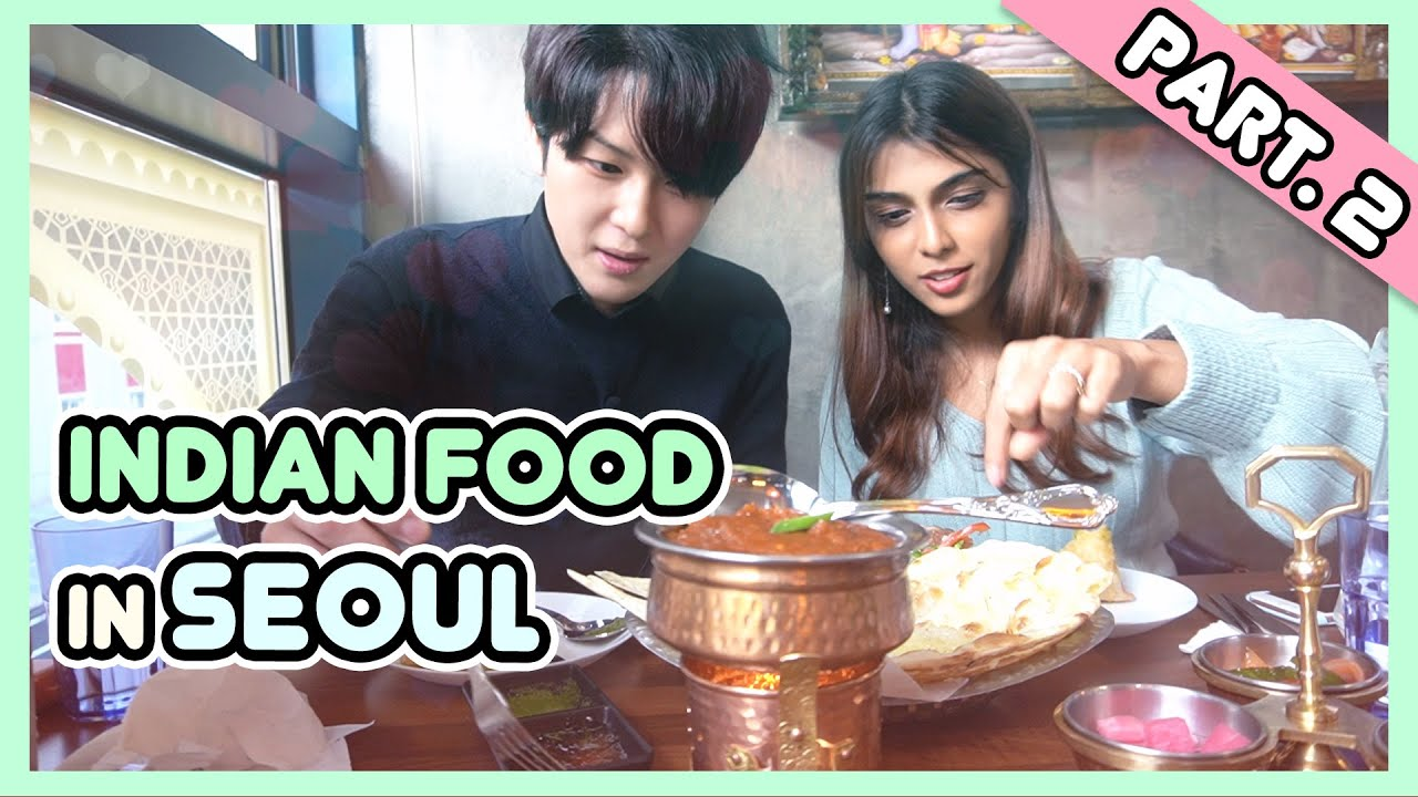 Dinner with Piyu🤩 | Indian Cuisine together with Piyu | Part. 2