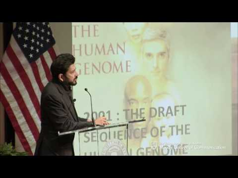 2017 McGovern Lecture in Health Communication Featuring Siddhartha Mukherjee