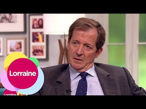 Alastair Campbell On Charles Kennedy's Alcoholism | Lorraine