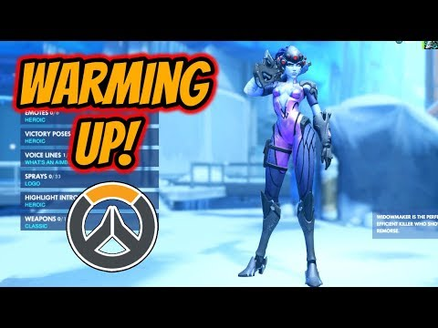 Overwatch | Warming Up