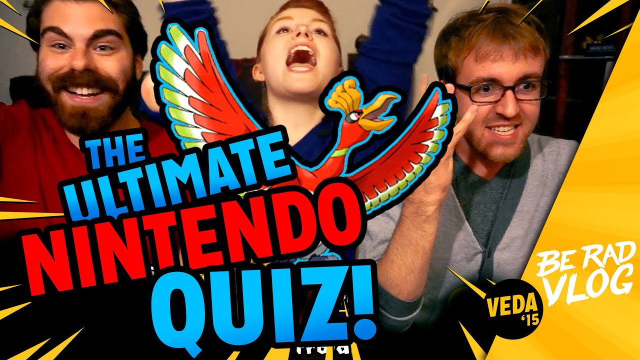 Ultimate Nintendo Quiz Ft Freshplays Veda 12