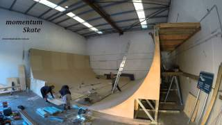 Vert Ramp Time Lapse Construction Perth Australia