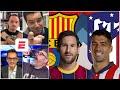 BARCELONA vs ATLÉTICO de MADRID. ¿Se DEFINE La Liga? ¿Le dan una mano al Real Madrid? | Exclusivos