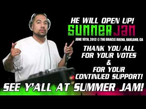 The 106 KMEL Ultimate DJ winner  DJ Moe1