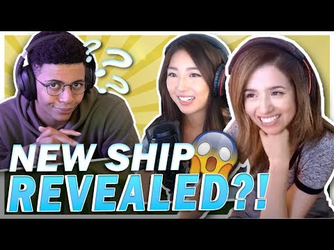 POKI'S NEW SHIP REVEALED?! Fortnite Squads Ft. Myth & xChocobars!
