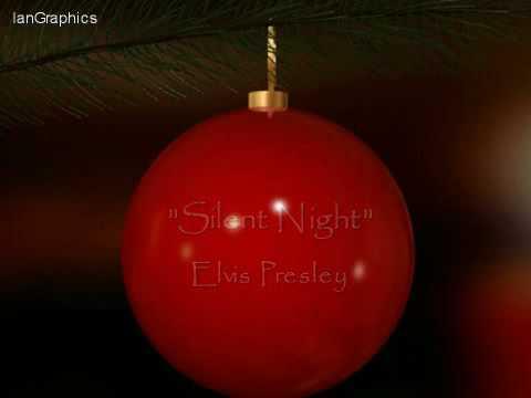 Silent Night by Elvis Presley