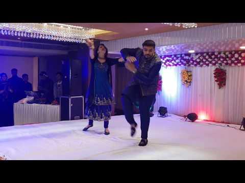 Aankh Mare | Simmba | Wedding Dance | Bollywood | Choreography Dance - Akshat And Deepika
