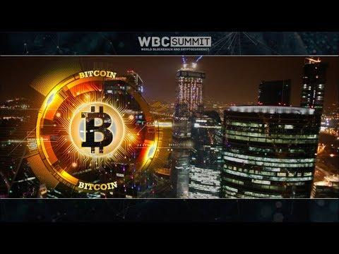WBCSummit | Всемирный саммит блокчейна и криптовалюты (биткоин, эфириум)