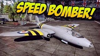 """"""" Speed bomber! """"  - War Thunder [RB Canberra]"""