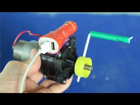 Menakjubkan alat-alat tangan-engkol - menyelamatkan hidup Anda saat pemadaman listrik