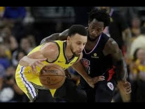 Golden State Warriors vs Los Angeles Clippers_Game 2_(NBA Playoffs 2018-19)