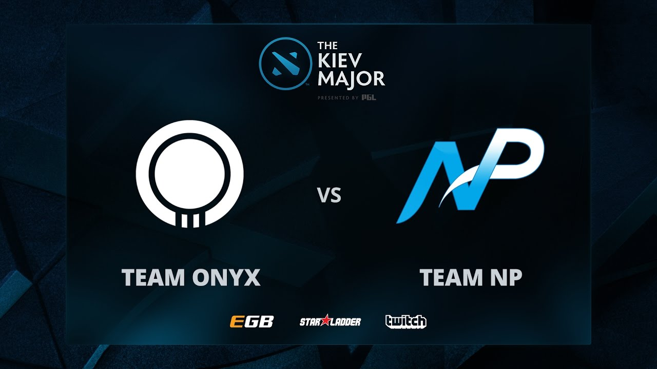 Team Onyx vs Team NP, Game 1, The Kiev Major NA Main Qualifiers Play-Off