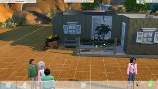 The Sims™ 4 house build part 1