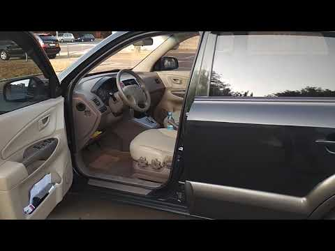 Hyundai Tucson 2,7 benzin V6 2008