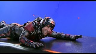 Ant-Man | Behind the scenes