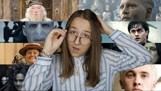 TOP 10 PIRES PERSONNAGES HARRY POTTER