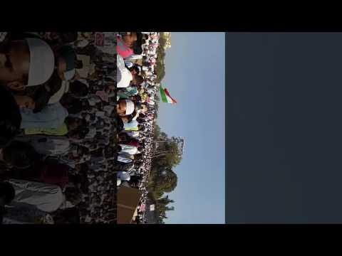 Muslim Reservation Morcha  Aurangabad, Maharashtra.