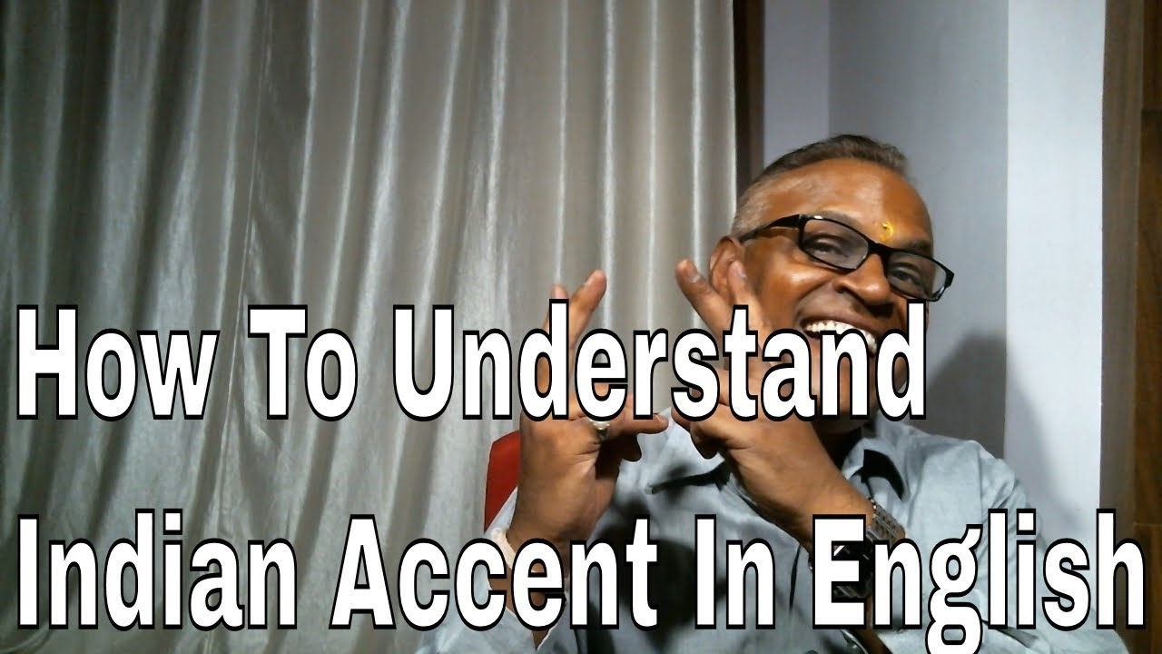 how to understand us english accent