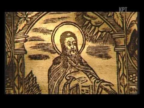 Подвиг монаха. Преподобный Антоний Печерский