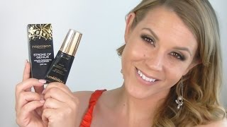 Napoleon Stroke of Genius Liquid Cashmere Foundation : REVIEW & DEMO Thumbnail