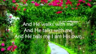 WHISPERS OF MY FATHER - IN THE GARDEN by Billy Dean and Susan Ashton with Lyrics