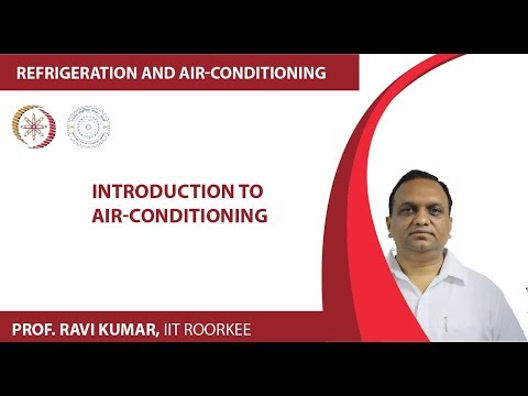 Introduction to Air-conditioning