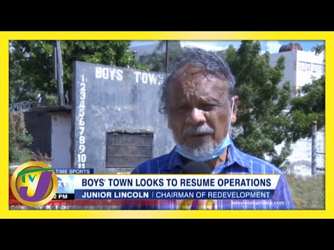 Boys' Town in Jamaica Looks to Resume Operations   TVJ Sports