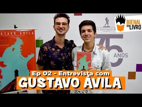 Bienal do Livro #02 - Entrevista com Gustavo Ávila