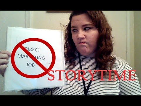 STORYTIME: Working For A Direct Marketing Scam Company (Part 2 Of 2 Work Storytime)