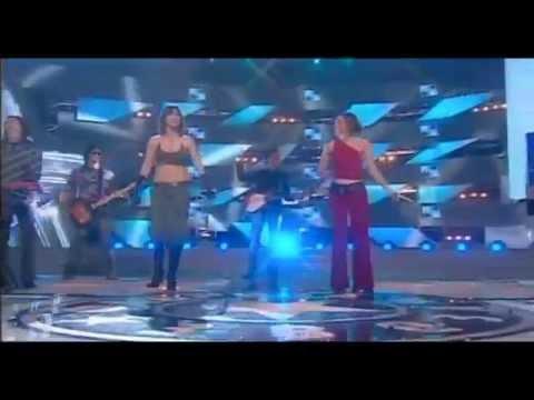 "Полина Гагарина и Полина Гриффис - ""SOS"""