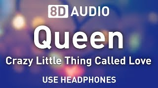 Baixar Queen - Crazy Little Thing Called Loved | 8D AUDIO 🎧
