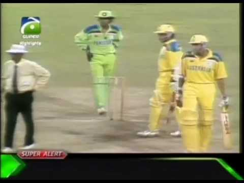 Pakistan vs Australia World Cup 1992 Extended HQ Highlights