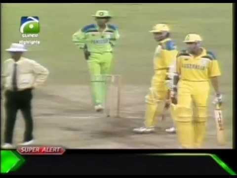 Pakistan vs Australia World Cup 1992 Extended HQ Highlights thumbnail
