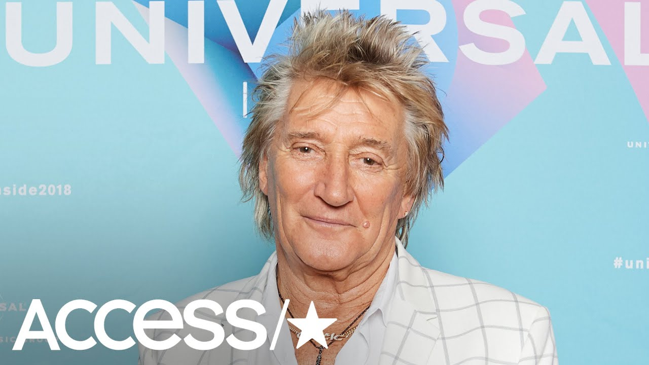 Rod Stewart Reveals He's 'In The Clear Now' After Secret Three-Year Battle With Prostate Cancer